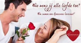 Social media Goossens Valentijnsactie